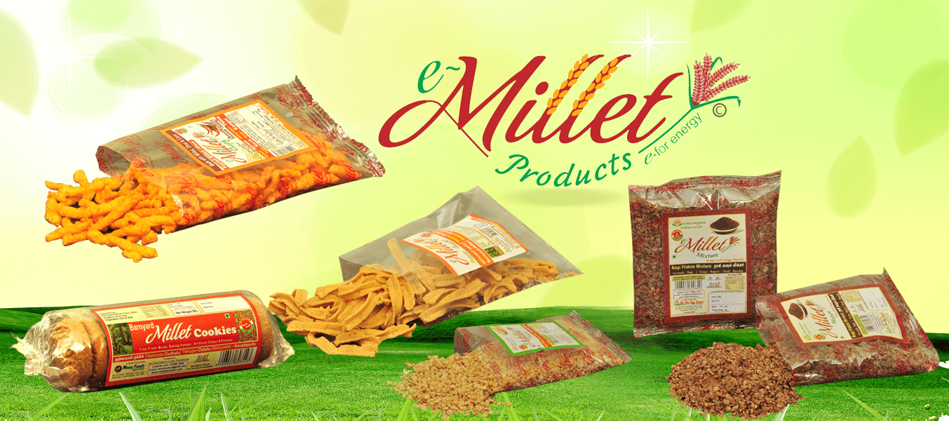 Millet Products Manufacturer in Chennai, Millet Cookies Coimbatore